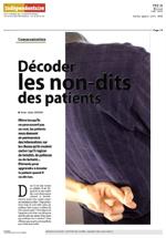 Décoder les non-dits des patients
